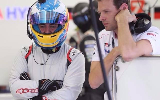 Plötzlich wieder Lehrling: Fernando Alonso würdigt seinen Lehrmeister Alexander Wurz