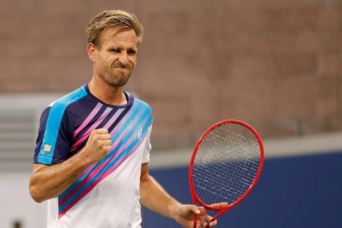 Bei den US Open erreichte Peter Gojowczyk das Achtelfinale. Auch beim ATP-Turnier in Metz zeigt der 32-Jährige weiterhin gute Leistungen.