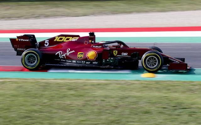 Sebastian Vettel fährt ab 2021 für Aston Martin