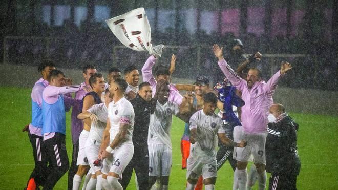 Inter Miami hat die Playoffs in der MLS erreicht