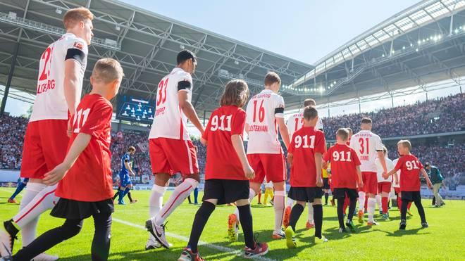 Stadion von RB Leipzig