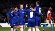Europa League: Schlüsselduelle bei Eintracht Frankfurt - FC Chelsea