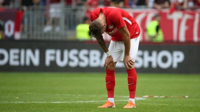Der 1. FC Kaiserslautern kam in Meppen böse unter die Räder