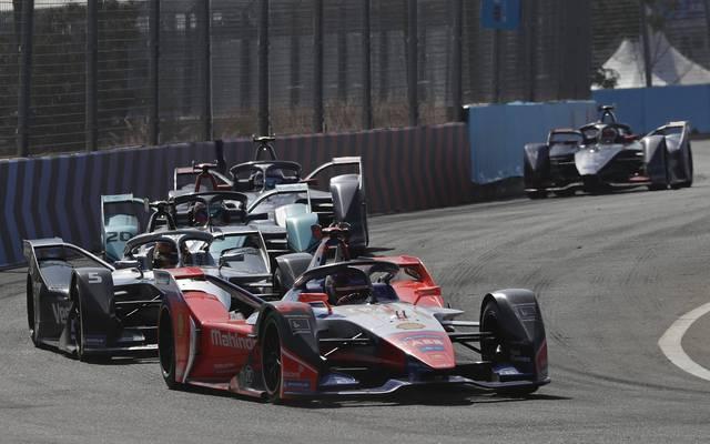Die Formel E wird sechs Rennen in Berlin-Tempelhof veranstalten