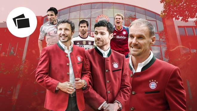 Alonso, van Bommel und Co.: Der zweite Karriereweg ehemaliger Bayern-Stars