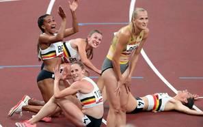Ohne Schmidt: Bitteres Staffel-Aus trotz Bestleistung
