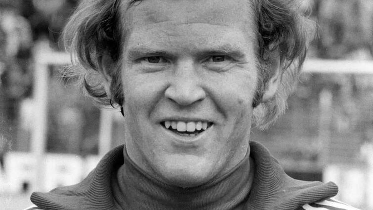 Torwart Günter Wienhold spielte sieben Jahre lang für den SC Freiburg