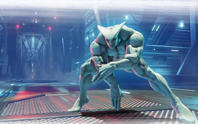 Eleven ist der neueste Kämpfer in Street Fighter V
