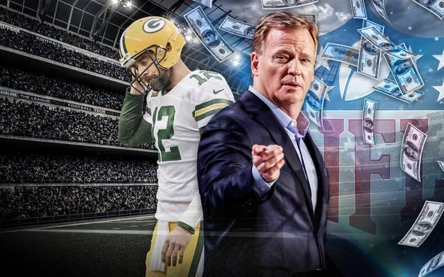 In der NFL sorgt der neue Tarifvertrag für Zoff zwischen Eignern und Stars