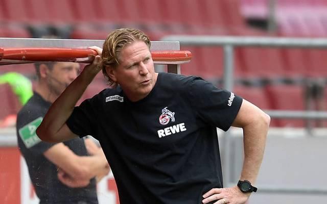 Markus Gisdol hat nicht genügend Spieler für ein Testspiel zur Verfügung
