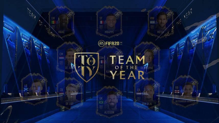Das EA SPORTS FIFA 20 Team of the Year ist endlich da - und damit auch neue FUT-Karten für all die Spieler, die gewählt wurden. Die neuen Werte der Stars werden nach und nach bekanntgegeben. SPORT1 zeigt, welche Spieler dabei sind.