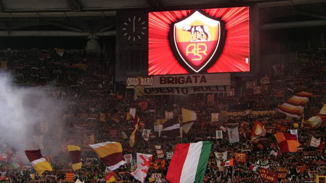 Roma v Lazio - Serie A