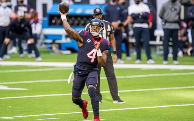 Deshaun Watson ist einer der besten Quarterbacks in der NFL