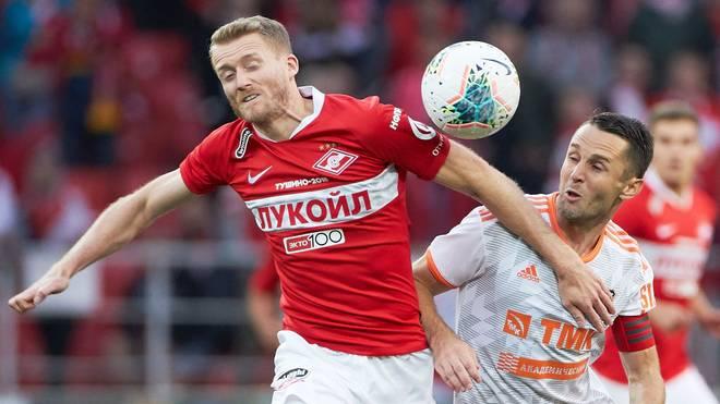 André Schürrle spielte zuletzt auf Leihbasis für Spartak Moskau