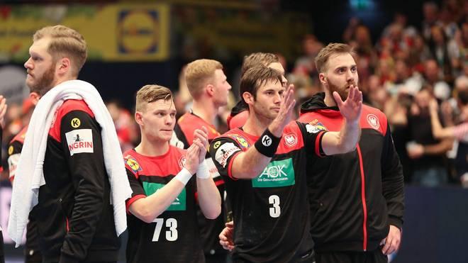 Die deutschen Handballer vergaben gegen Kroatien ihre letzte Chance aufs Halbfinale