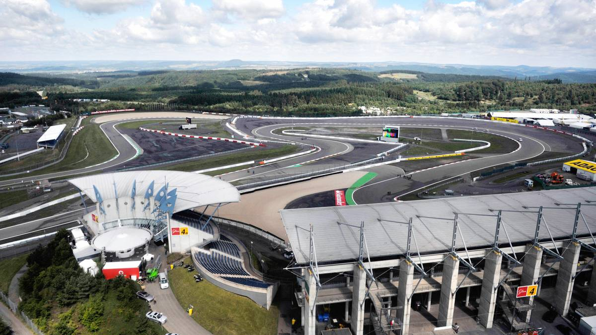 Nürburgring - Mythos Grüne Hölle