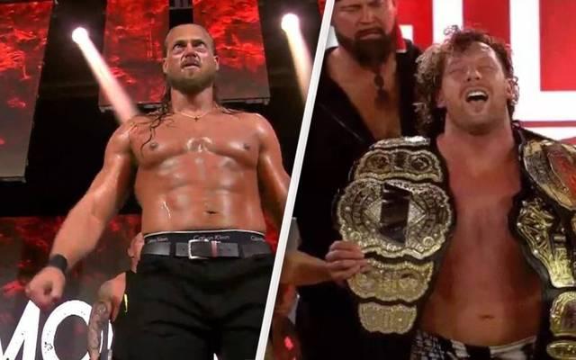 Der frühere Big Cass ist nun bei Impact, AEW-Star Kenny Omega holte den World Title
