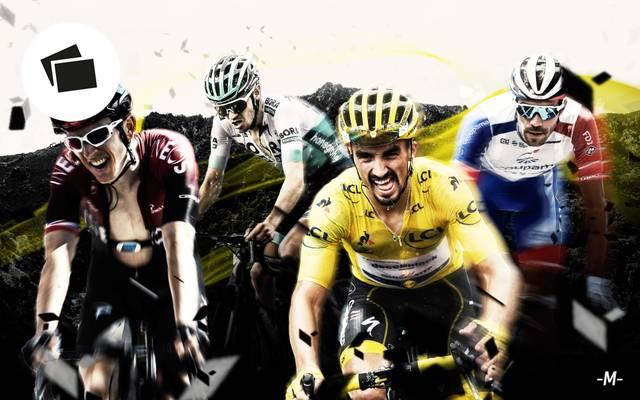 Die Tour de France ist in diesem Jahr spannend wie lange nicht