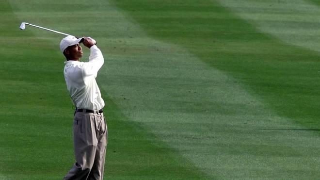 Tiger Woods nominiert sich selbst für den Presidents Cup