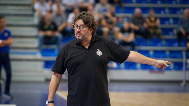 Andrea Trinchieri trainierte von 2014 bis 2018 Brose Bamberg