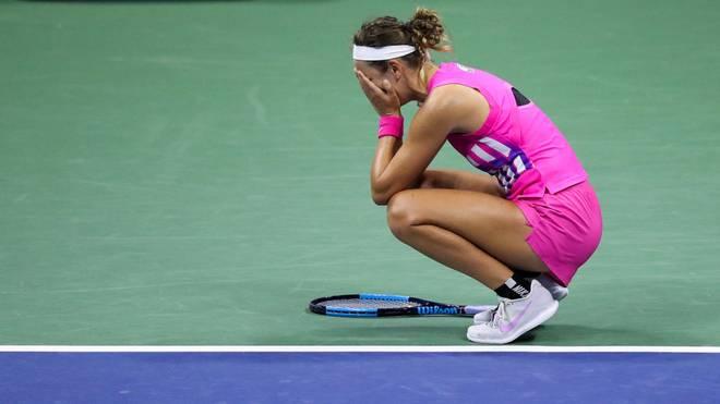 Victoria Azarenka steht im Finale der US Open