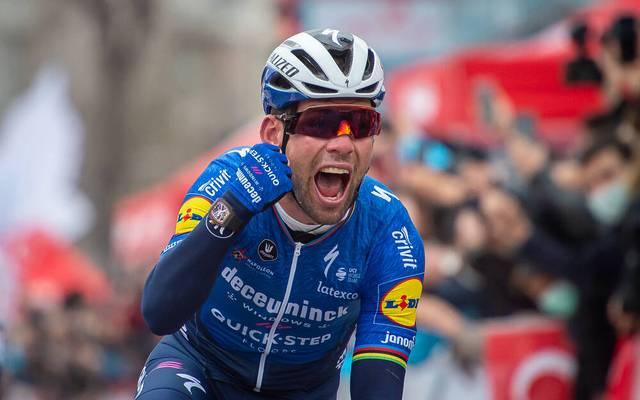 Mark Cavendish feierte einen Etappensieg in der Türkei