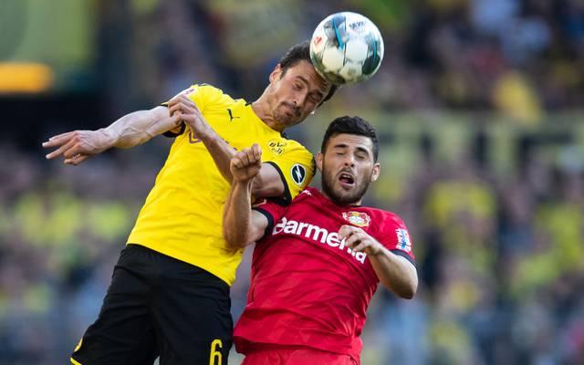 Borussia Dortmund muss in Leverkusen bestehen