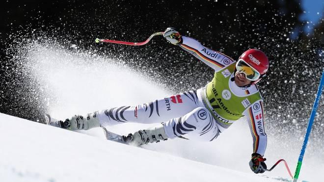Josef Ferstl kann trotz eines Sturzes wohl am Weltcup-Start teilnehmen
