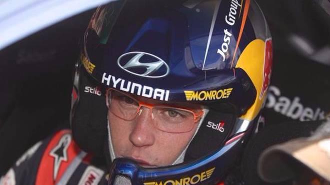Thierry Neuville will mit Hyundai in der Saison 2016 nach dem Titel greifen