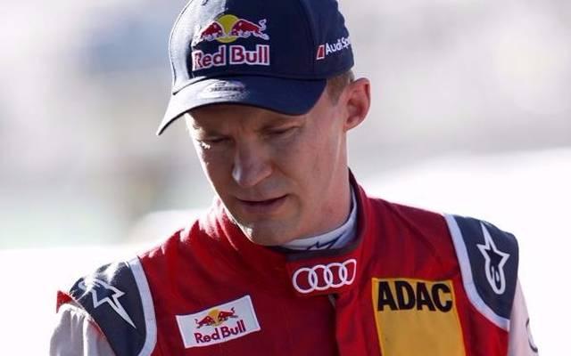 Audi-DTM-Star Mattias Ekström war nach dem Saisonfinale frustriert: Titel verpasst