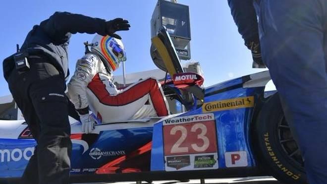 Fernando Alonso trifft auf der Langstrecke auf ganz neue Herausforderungen