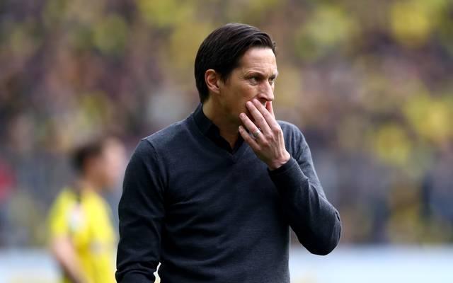 Roger Schmidt arbeitete seit 2014 für Bayer Leverkusen