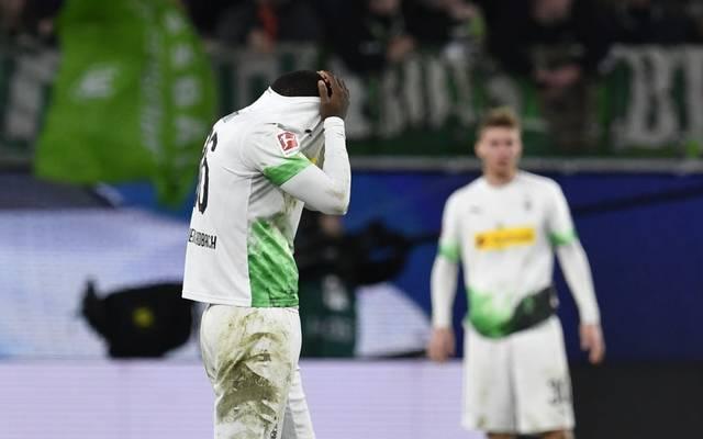 Gladbach kassierte wie schon der Europa League kurz vor Schluss den entscheidenden Gegentreffer