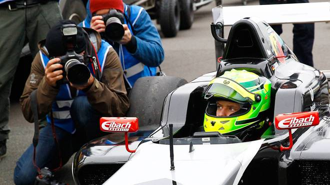 In Oschersleben startet Mick Schumacher in seine erste Saison in der Formel 4