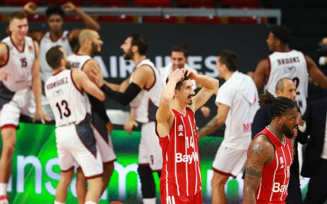 Gegen Mailand kassierte das Team bereits zwei Pleiten