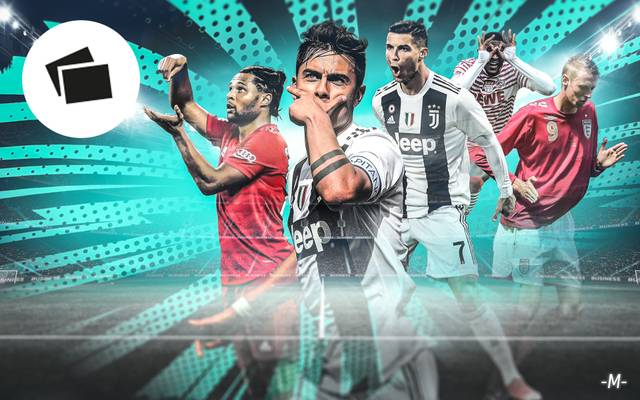 Hinter den Jubelposen der Fußball-Stars stecken die unterschiedlichsten Geschichten