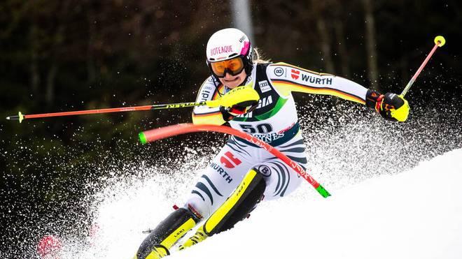 Marina Wallner nahm 2018 an den Olympischen Spielen teil