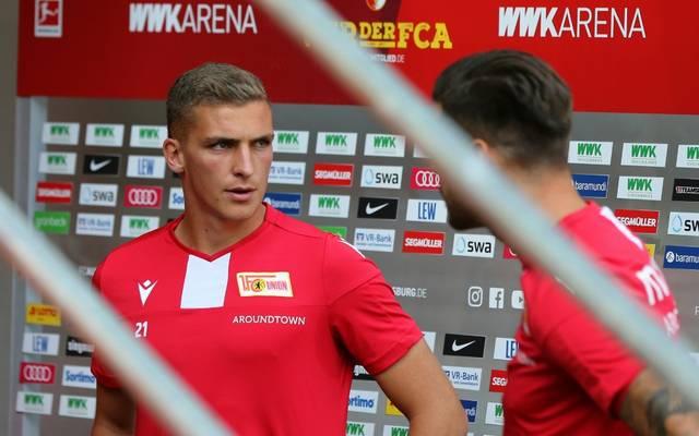 Grischa Prömel (l.) ohne Angst vor dem Bayern-Spiel