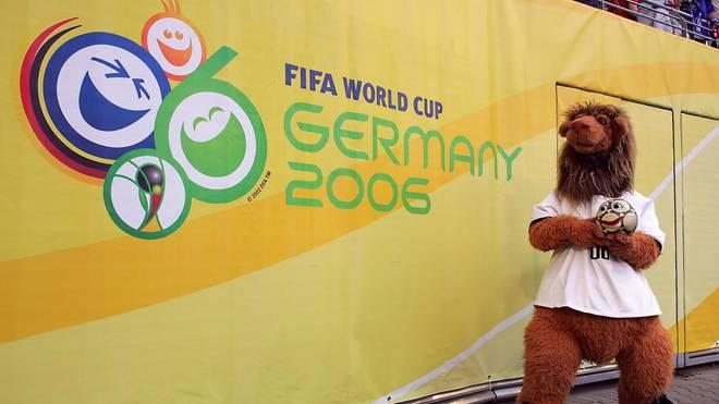 Das Logo der WM 2006
