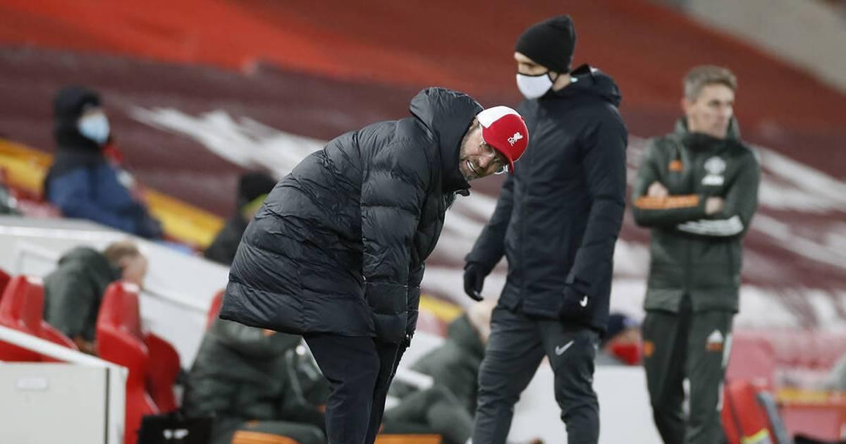 Photo of Liverpool: Jürgen Klopp beschwert sich über die Taktik von Manchester United | SPORT1