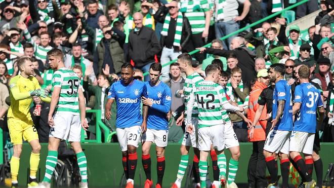 Celtic Glasgow steht vor der achten Meisterschaft in Folge