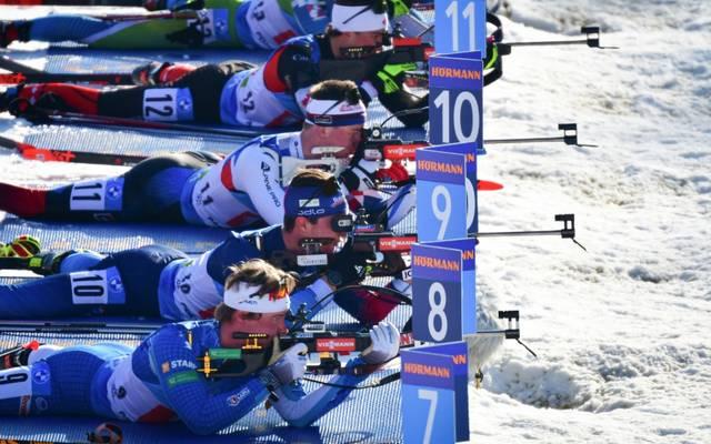 Es gibt zwei Coronafälle beim Biathlon-Weltcup in Nove Mesto