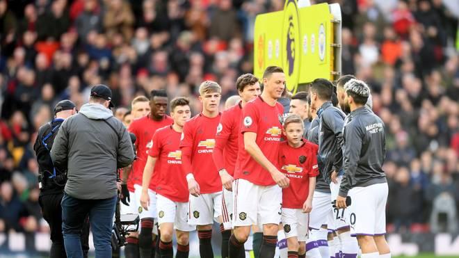 Manchester United und Manchester City tun sich für eine gemeinsame Spendenaktion zusammen