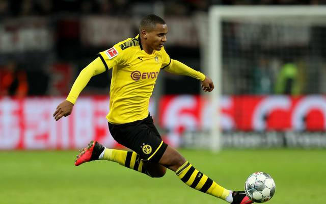 Manuel Akanji wechselte 2018 vom FC Basel zum BVB