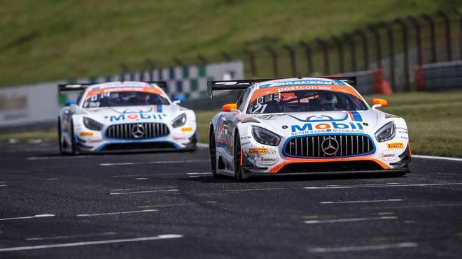 Das ADAC GT Masters gastiert an diesem Wochenende am Nürburgring