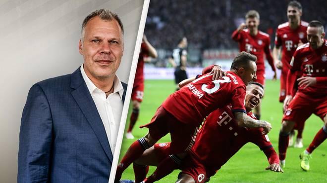 SPORT1-Redakteur Holger Luhmann sieht den FC Bayern auf einem guten Weg