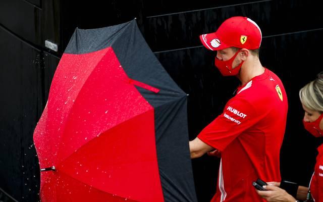 Die Zukunft von Sebastian Vettel ist immer noch unklar