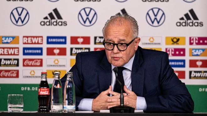 Fritz Keller sorgt sich um die deutschen Profiklubs