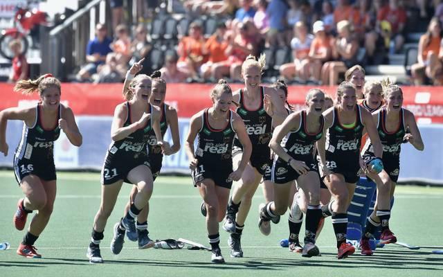 Hamburg will die Hockey-WM der Frauen 2022 austragen
