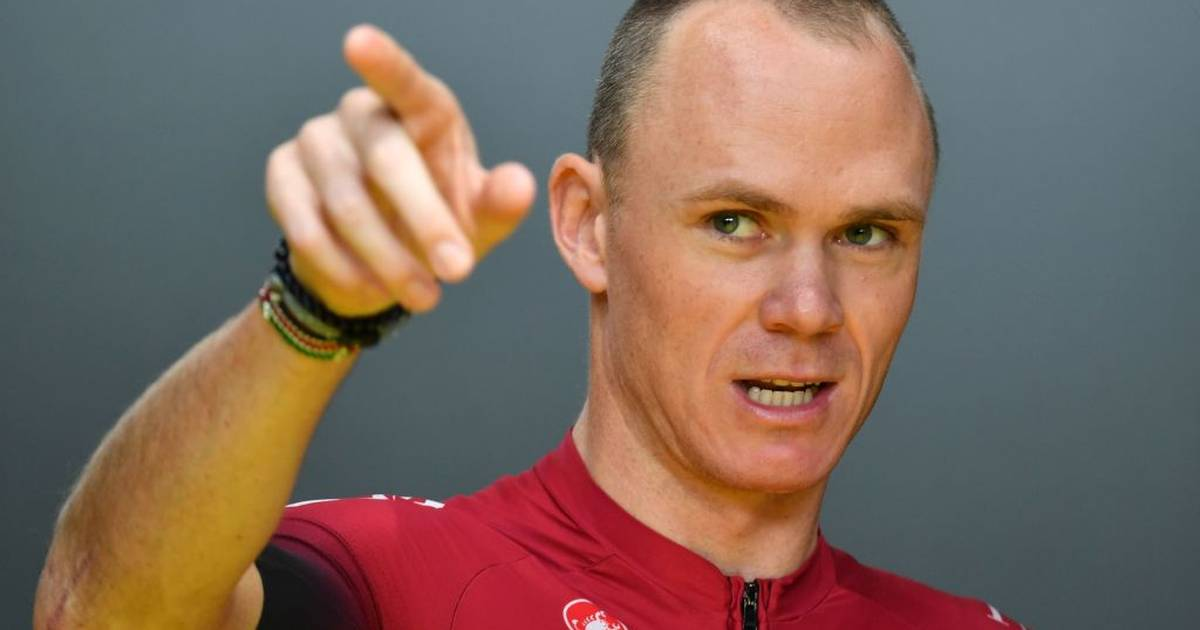 Radsport: Christopher Froome verlässt Team Ineos